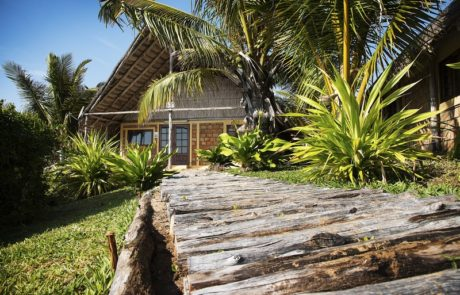 Mozambique lodge accommodation