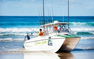 Deep Sea Fishing Charter - Mozambique Holiday - Guinjane Lodge